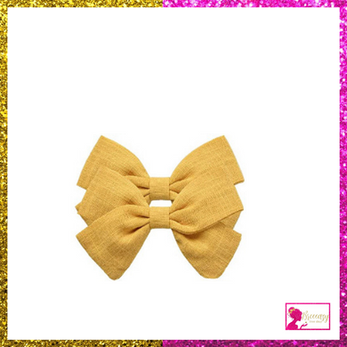 Velvet Twist Tie Headbands