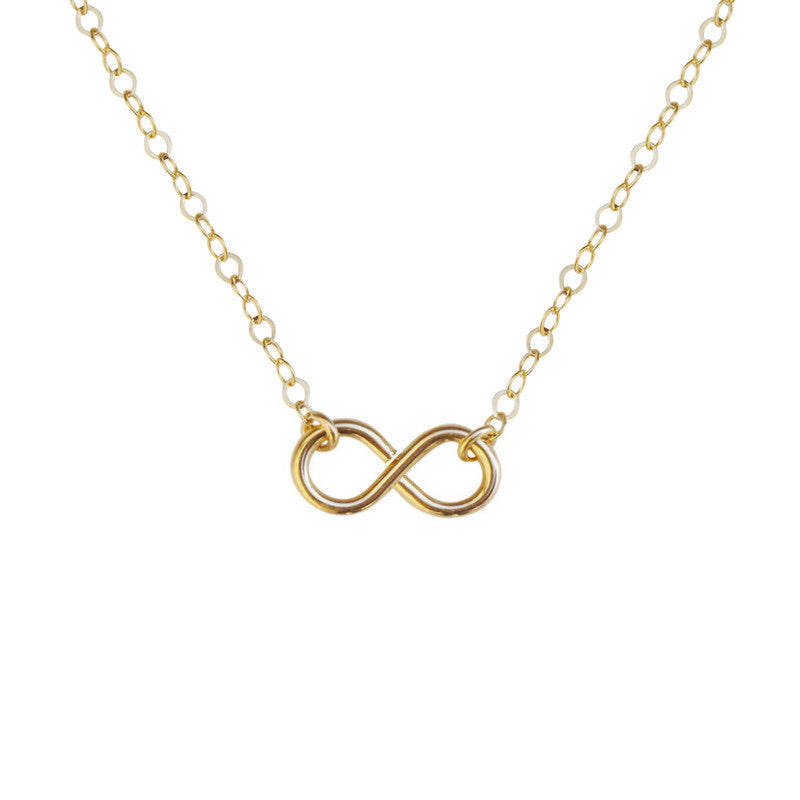Double Loop Necklace