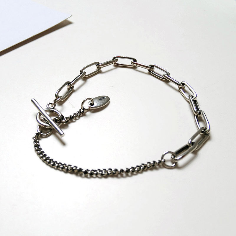 Hand Crafted Chain Bracelet