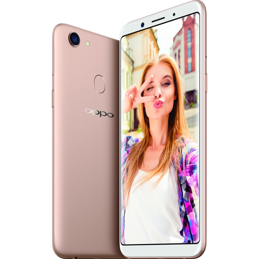 OPPO A73 (Officially Refurbished) Gold