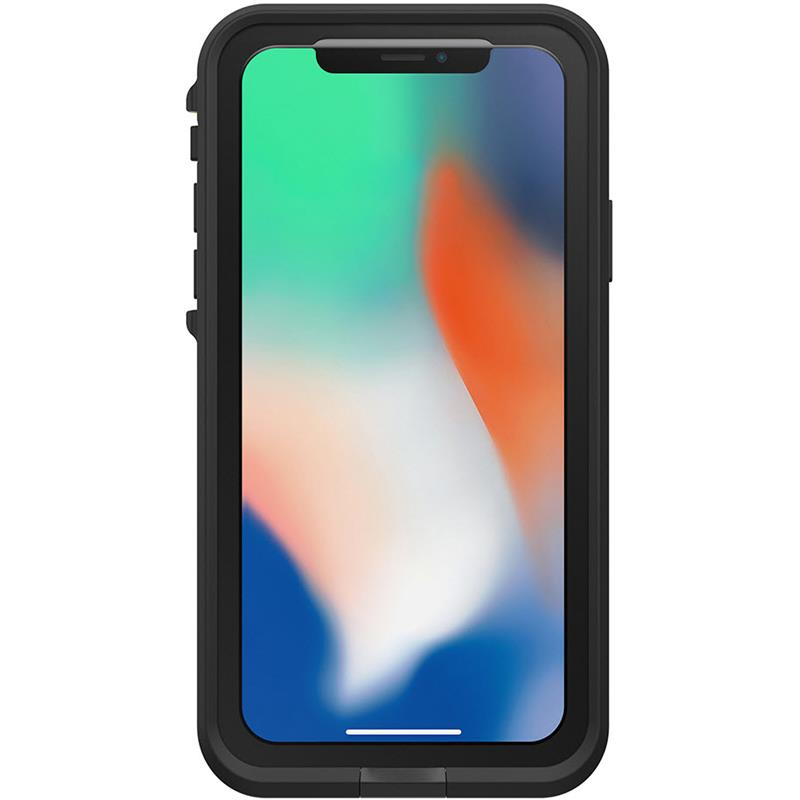 LifeProof FRE Case for iPhone X Black