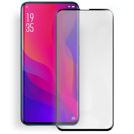 OPPO Find X Tempered Glass