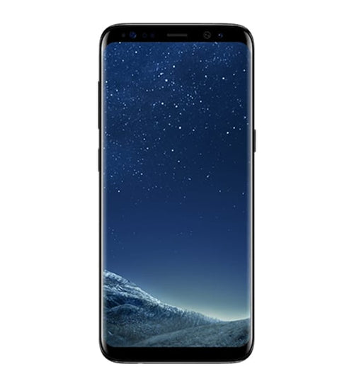 Pre-owned Samsung Galaxy S8 64GB Black