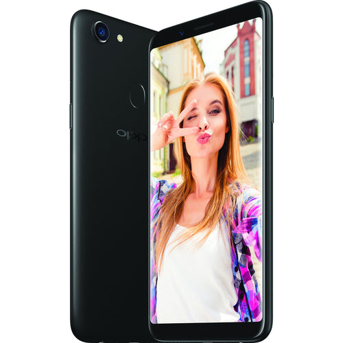 OPPO A73 (Officially Refurbished) Black