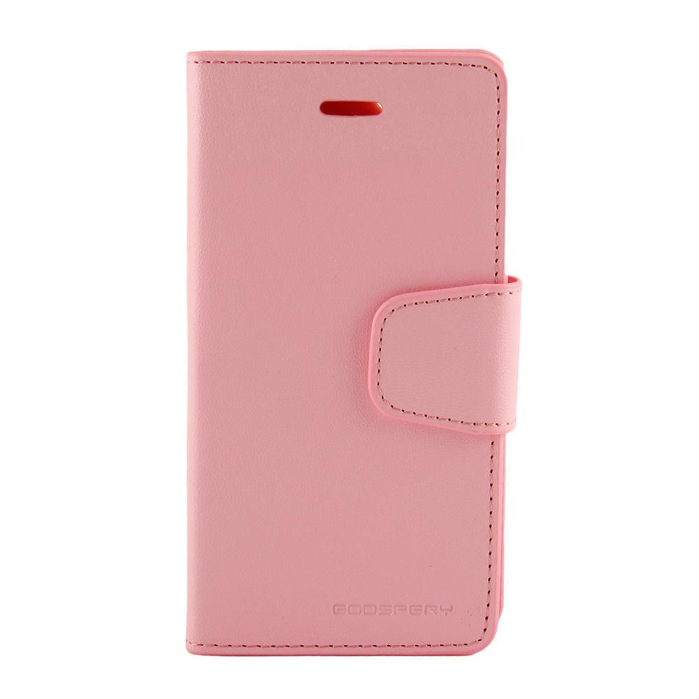 Apple iPhone XR Genuine Mercury Sonata Diary TPU Leather Wallet Flip Case