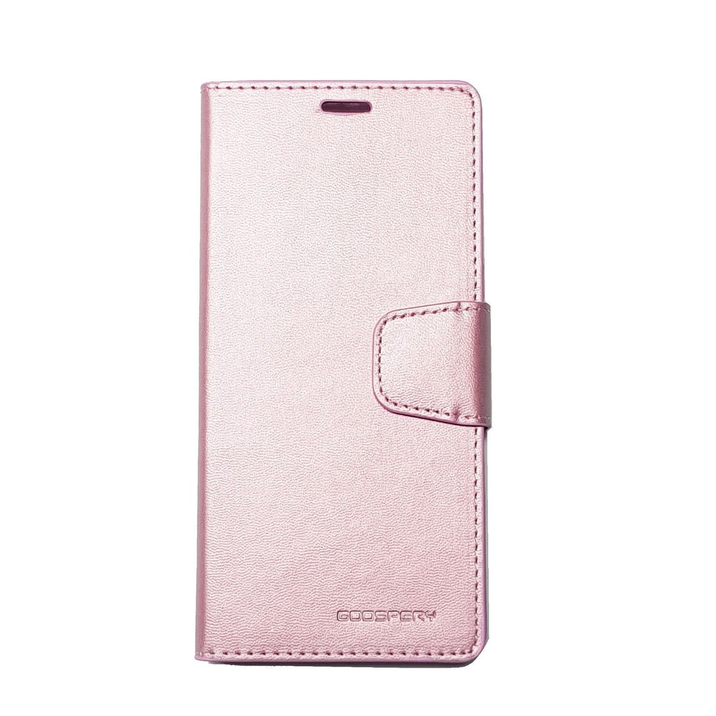 Apple iPhone X/XS Genuine Mercury Sonata Diary TPU Leather Wallet Flip Case