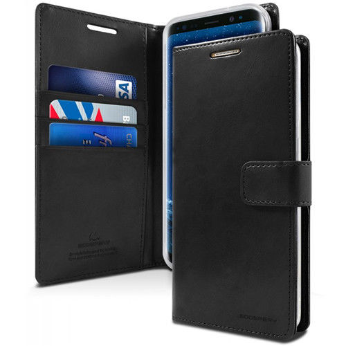OPPO AX5s Genuine Mercury Bluemoon Diary TPU Leather Wallet Flip Case