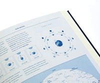 Grids & Guides (Navy): A Notebook for Visual Thinkers