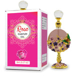 Parfum Oil  Alcohol Free Perfume Oil  Long Lasting Fragrance For Men & Women (Rose)