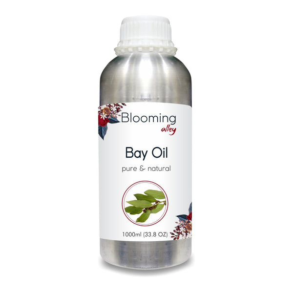 Bay Oil (Pimento Racemosa) 100% Natural Pure Essential Oil