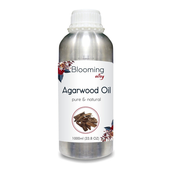 Agarwood (Aloes Wood Or Ood) Fragrance Oil