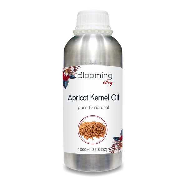Apricot Kernel Oil 100% Natural Pure Undiluted Uncut Carrier Oil