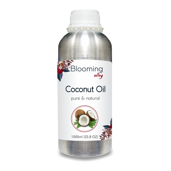 Coconut Oil 100% Pure & Natural Undiluted Uncut Carrier Oil