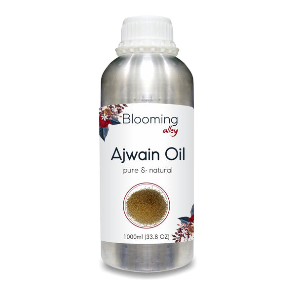 Ajwain Oil 100% Natural Pure Undiluted Uncut Essential Oil
