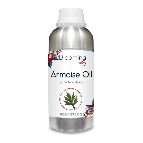 Armoise Oil 100% Natural Pure Undiluted Uncut Essential Oil