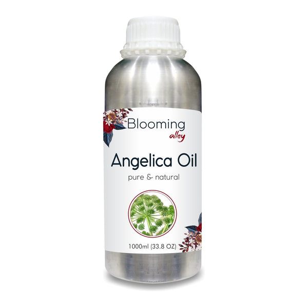 Angelica Oil 100% Natural Pure Undiluted Uncut Essential Oil
