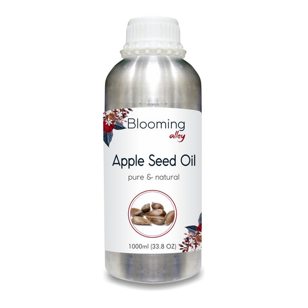 Apple Seed Oil (Pyrus Malus) 100% Natural Pure Carrier Oil