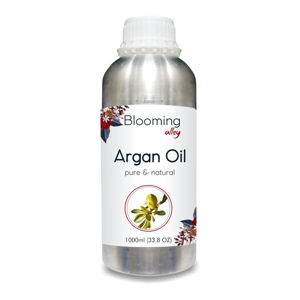 Argan Oil 100% Natural Pure Undiluted Uncut Oils