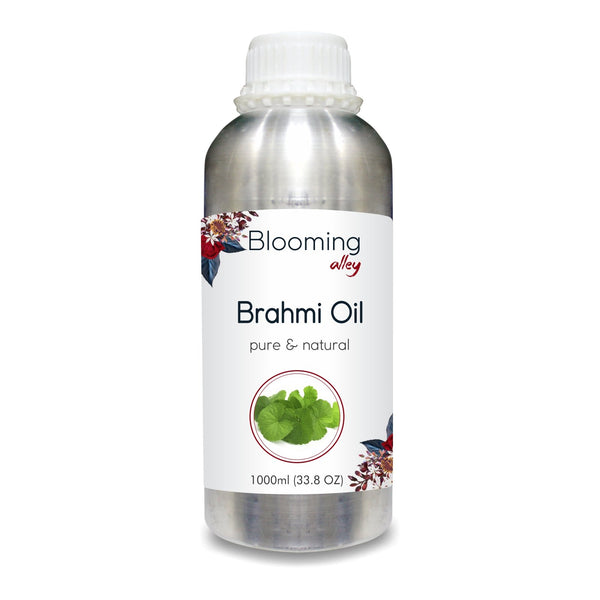 Brahmi Hair Care 100% Natural Pure Undiluted Uncut Oil