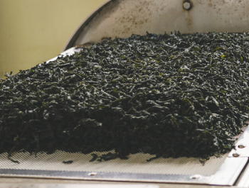 dried nori flakes image