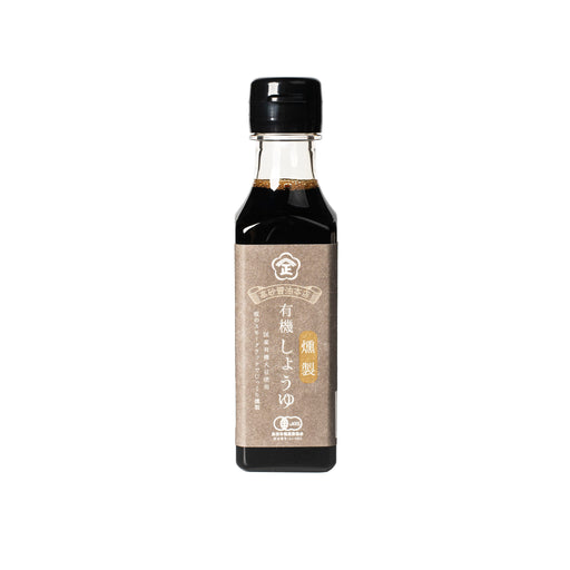 Organic Smoked Marudaizu (Whole Soybean) Soy Sauce, 5.33 oz