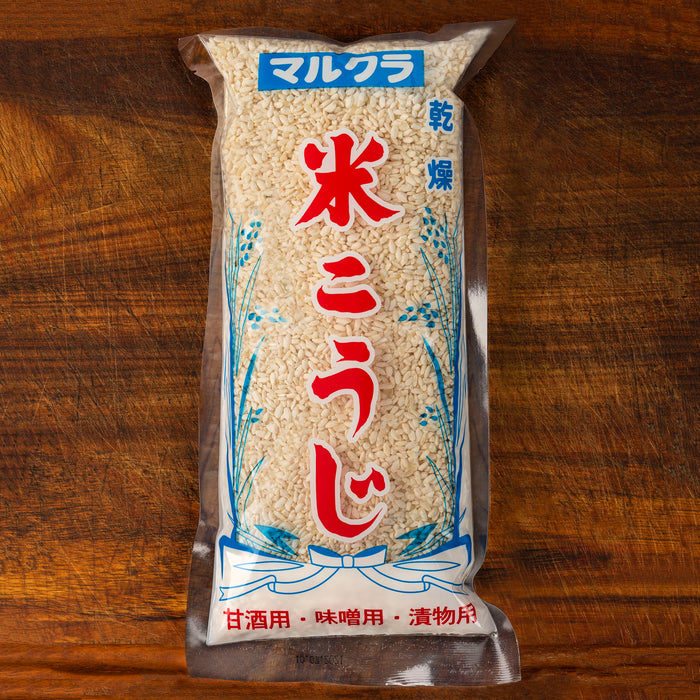 Rice Koji (Dried Malted Rice), 1.1 lbs