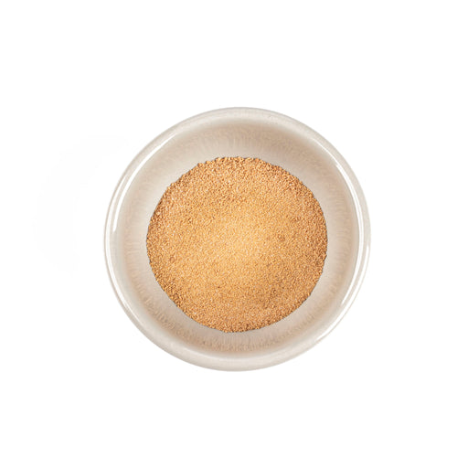A bowl of the dashi powder