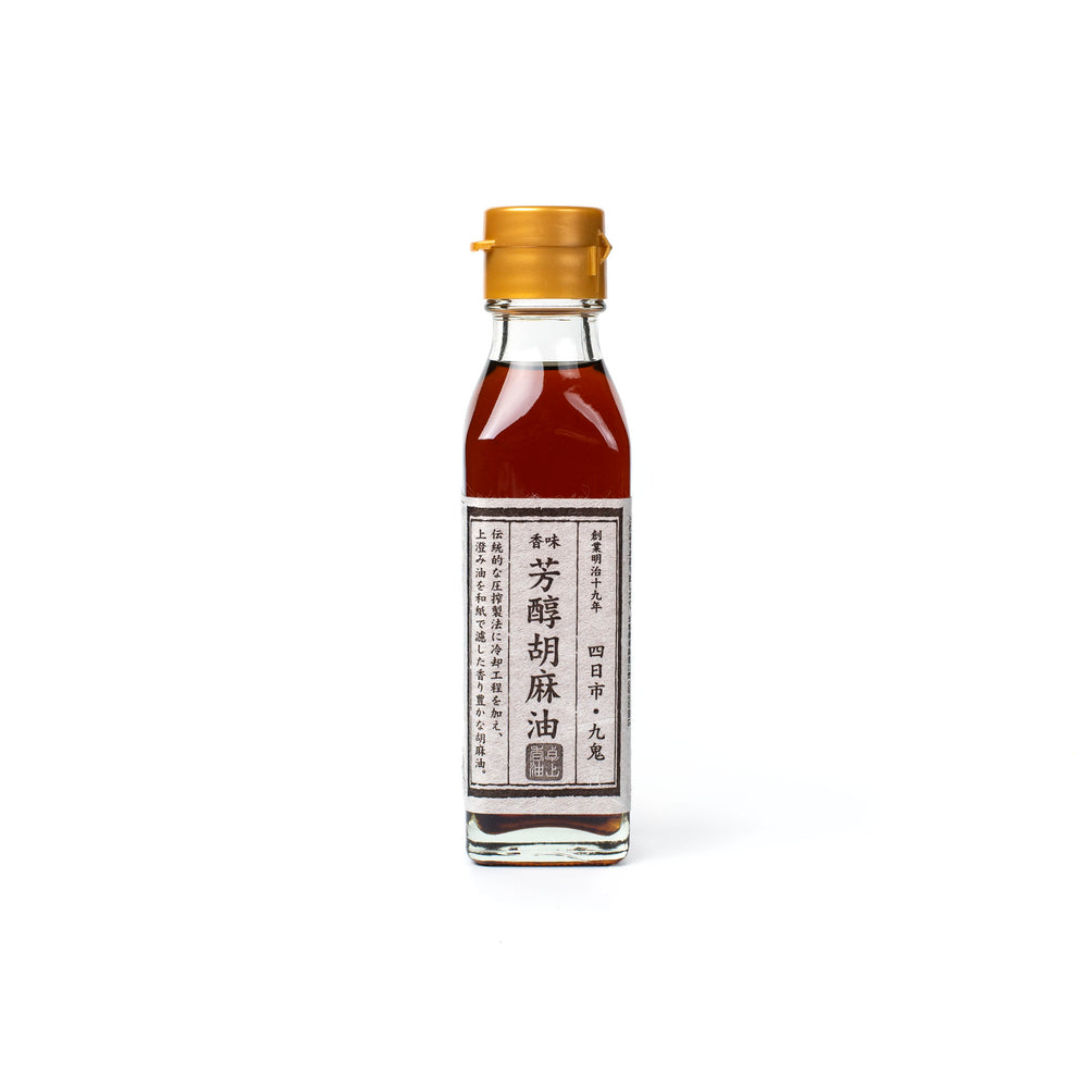 Hojun (Full-bodied) Sesame Oil, 3.7 oz
