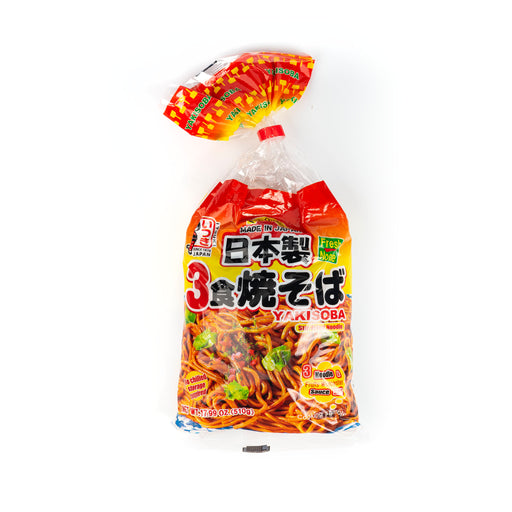 Yakisoba Noodle Kit 3 servings, 1.12 lbs