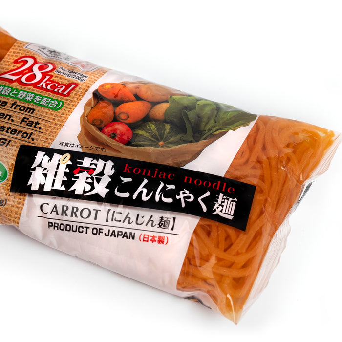 Shirataki Noodles Mixed With Carrot - Gluten Free, 7.05 oz