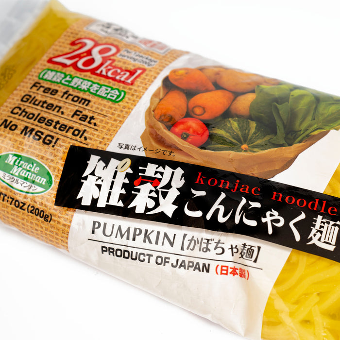 Shirataki Noodles Mixed With Kabocha - Gluten Free, 7.05 oz