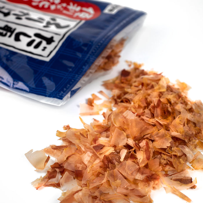 Thinly Shaved Katsuobushi (Smoked & Dried Bonito Flakes), 1.05 oz