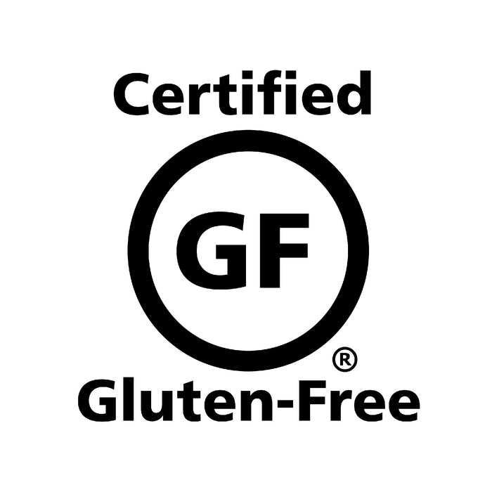 Logo of certified gluten free