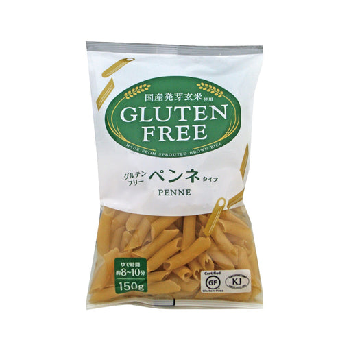 Gluten Free Penne (Germinated Brown Rice Pasta), 5.29 oz