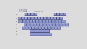 (Group Buy) GMK Blurple