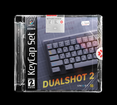 (Group Buy) GMK Dualshot R2