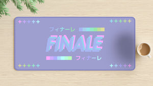 (Group Buy) Finale Deskmat