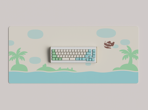 [Group Buy] Infinikey Islander Deskmat
