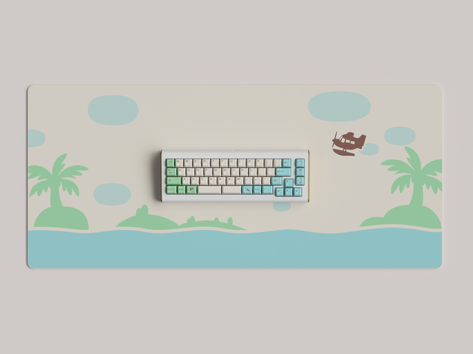 [Group Buy] Infinikey Islander Deskmats