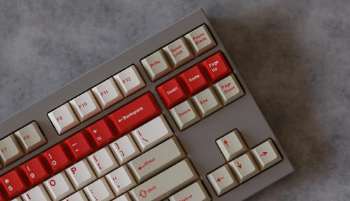 (Group Buy) GMK Red Alert