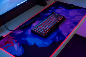 (In Stock) TKC X SWITCHKEYS CANDYMAT RGB DESKMAT