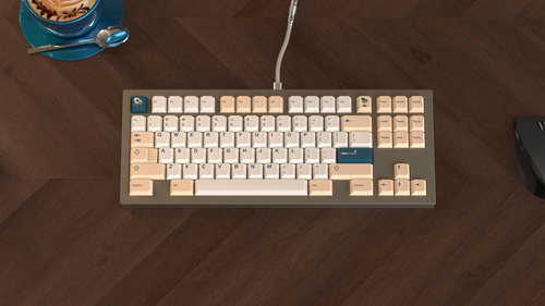 (Group Buy) GMK Birch
