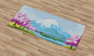 (Group Buy) Serenity Series - Mt. Fuji Deskmat