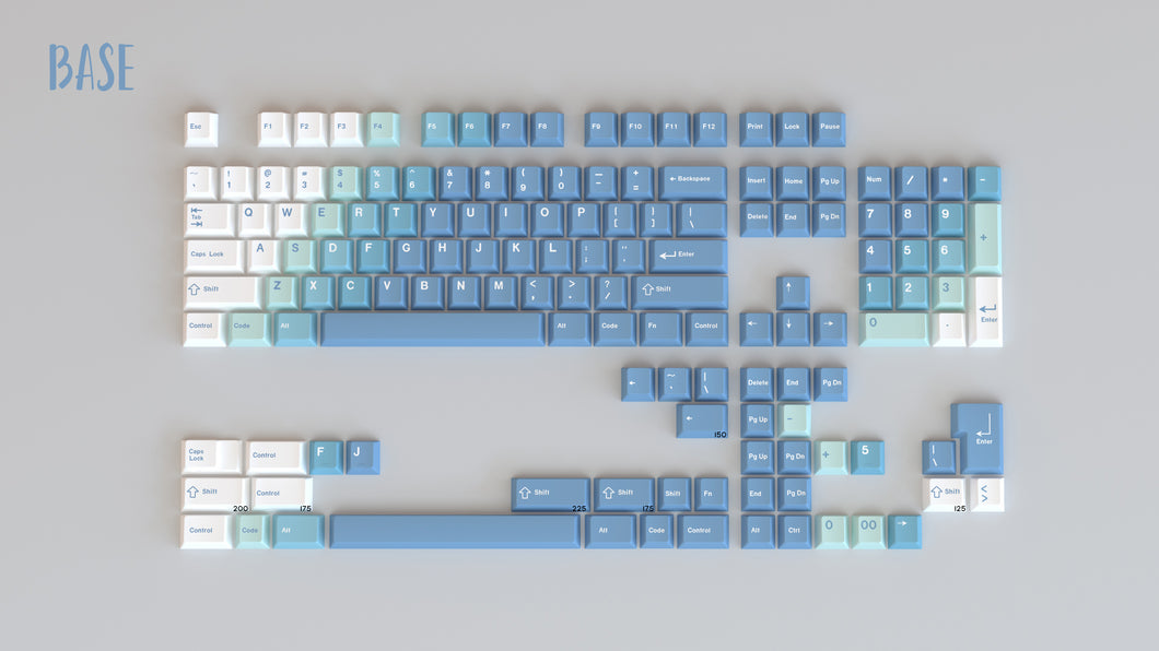 (Group Buy) GMK Yeeti