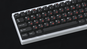 (Group Buy) Infinikey Dark Cyrillic