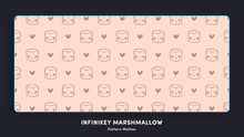 Load image into Gallery viewer, (Group Buy) Infinikey Marshmallow Deskmats