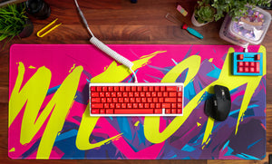 (Group Buy) Mech Deskmat