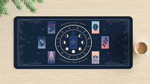(Group Buy) Plant Arcana Deskmat