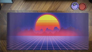 (In Stock) Sunset Deskmat