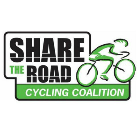 share the road, logo